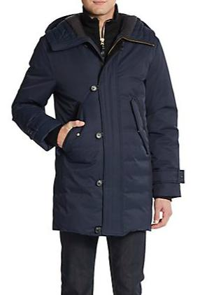 Mackage Sloan Hooded Down Coat