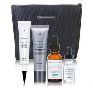 Get the Limited Edition Holiday Kit (5 piece) by SkinCeuticals @ DermStore.com