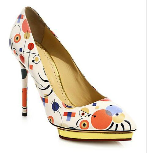 30% Off Charlotte Olympia Shoes Sale @ Saks Fifth Avenue