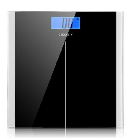 Etekcity High Precision 11lb-400lb Digital Body Weight Bathroom Scale