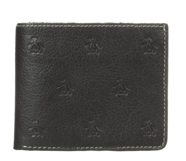 Original Penguin Men's Repeat Deboss Wallet