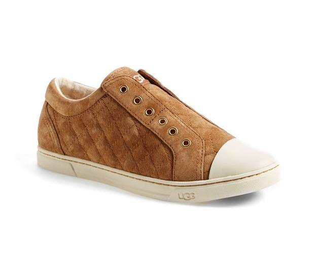 UGG Women's  'Jemma' Quilted Sneaker On Sale @ Nordstrom