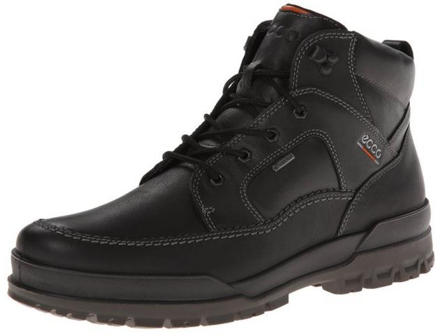 ECCO Men's Track 6 Moc Snow Boot