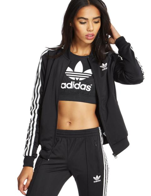 adidas Originals Superstar Track Top On Sale @ 6PM.com
