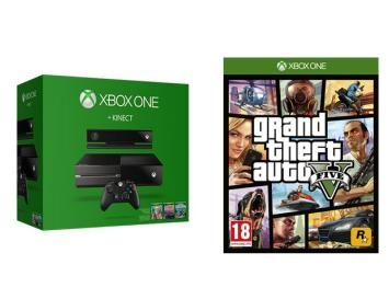 $399.00 Xbox One 500GB Console with Kinect +3 Game Bundle + 1 free game of your choice+ 1 addtional free game