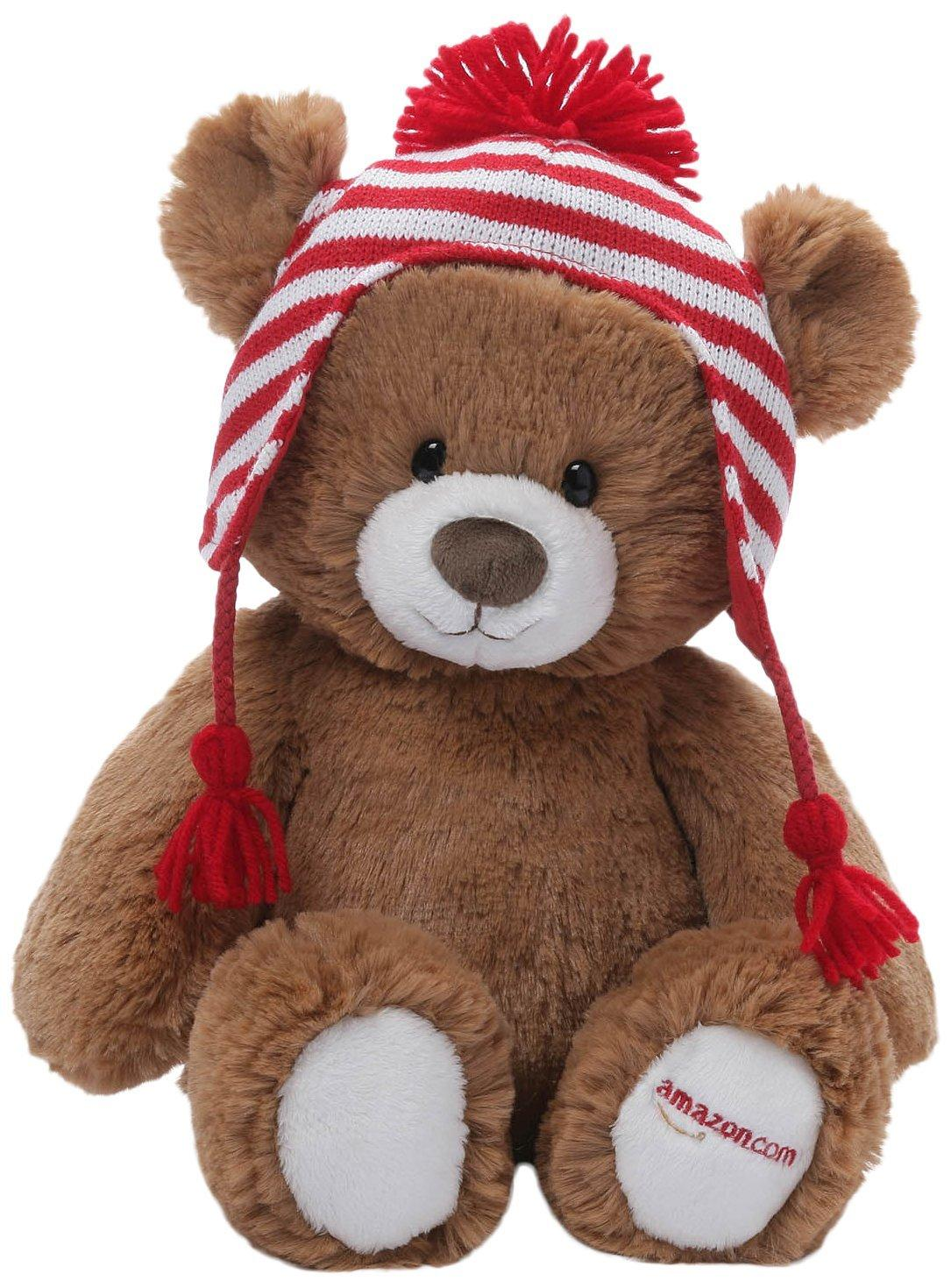 Receive a Free 2015 Amazon Holiday Bear Spend $100 in Toy Purchase @ Amazon.com