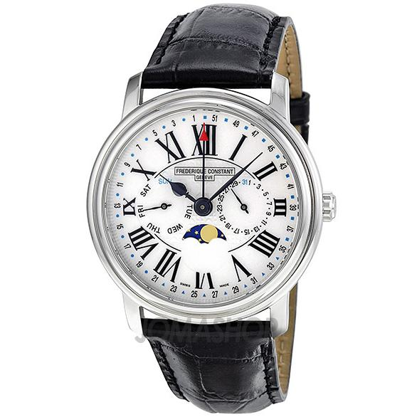 Frederique Constant Persuasion Classics Moon Phase Men's Watch