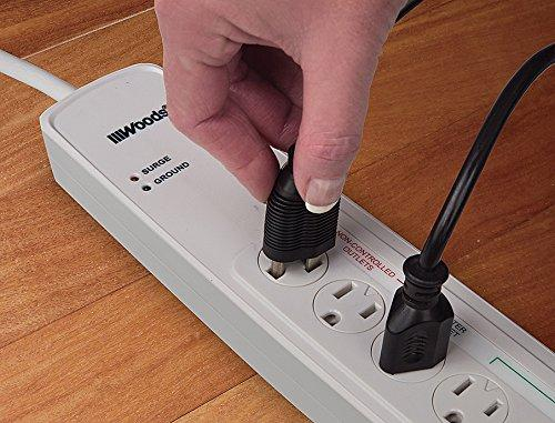 Additional 15% Off Woods Surge Protectors