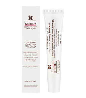 20% Off+1 Deluxe Sample+3 Free Samples Acne Blemish Control Daily Skin-Clearing Treatment @ Kiehl's