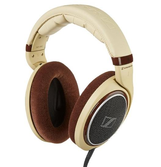 $139.95 Sennheiser HD 598 Over-Ear Headphones - Ivory