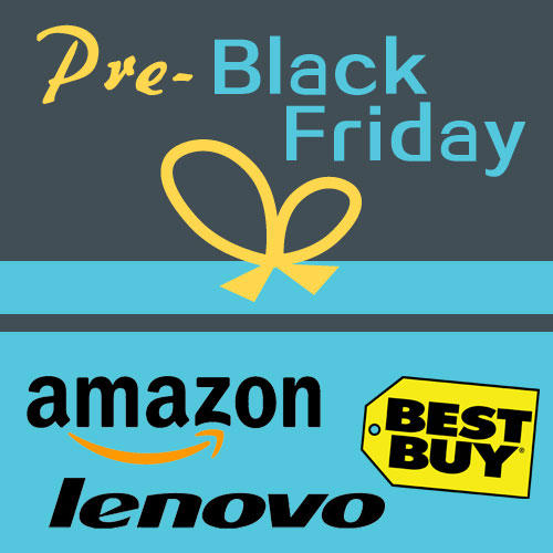Hit it on Pre-Black Friday Online Sales Now Live: Popular Shops