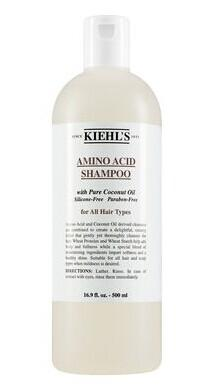 20% Off+3 Free Samples Amino Acid Shampoo @ Kiehl's