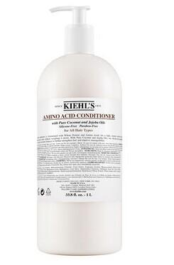 20% Off+1 Deluxe Sample+3 Free Samples Amino Acid Conditioner @ Kiehl's