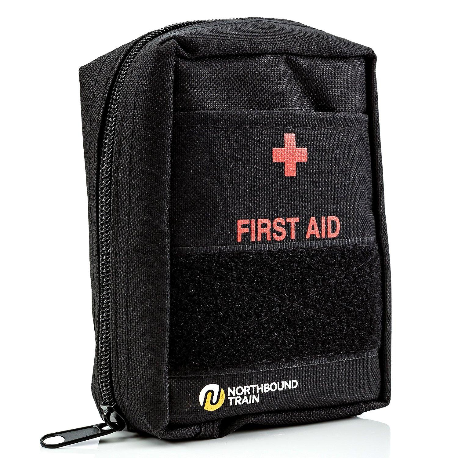 First Aid Kit for Car, Home, Camping, Hiking, and Survival