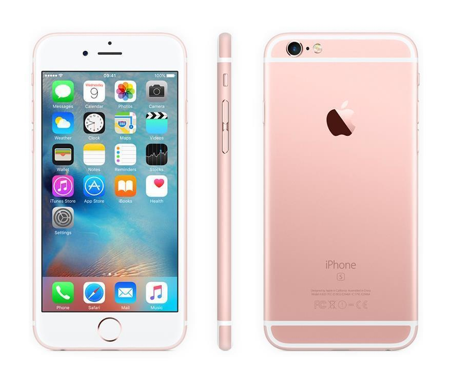 $739 Rose Gold Apple iPhone 6s 64GB Factory GSM and CDMA Unlocked Smartphone