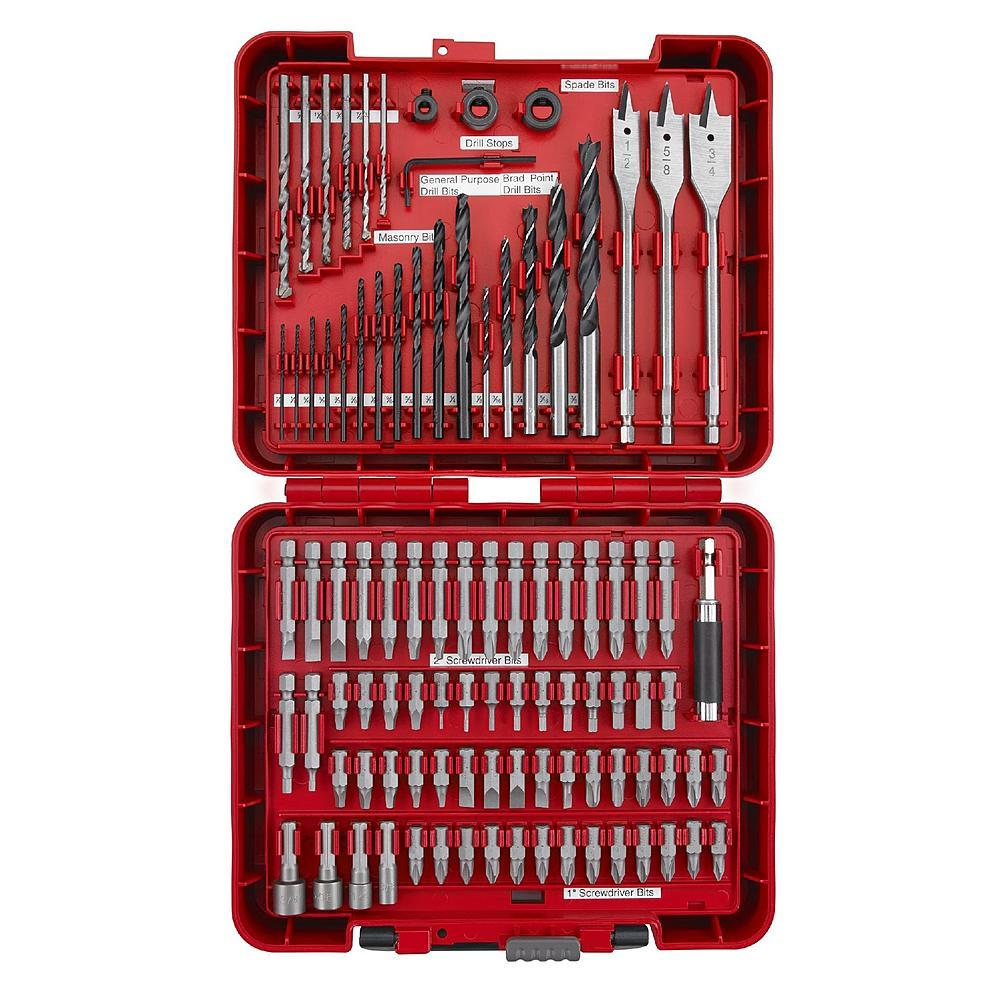 $12.99 Craftsman 100-PC Accessory Kit