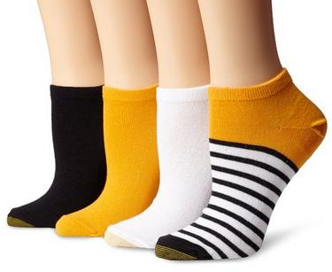 From $5.5 Select Women's Gold Toe Socks @ Amazon.com