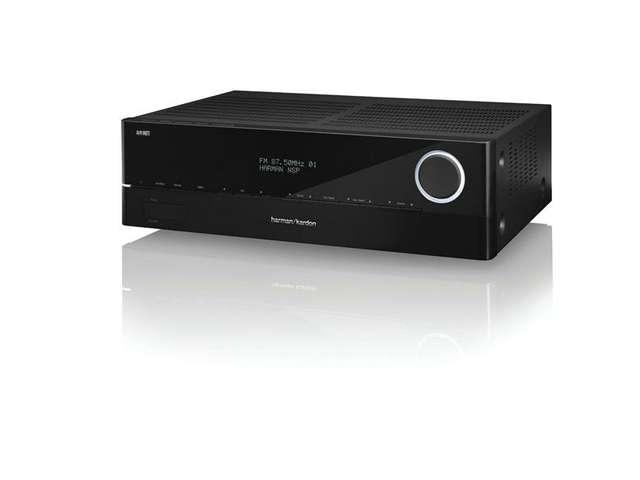 HARMAN 7.2 Channel Network A/V Receiver with AirPlay and Bluetooth Connectivity (AVR1710)