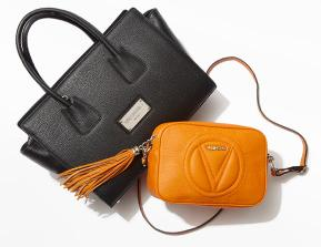 UP TO 74% OFF Valentino by Mario Valentino, Versace, ZAC Zac Posen Handbags @ Saks Off 5th