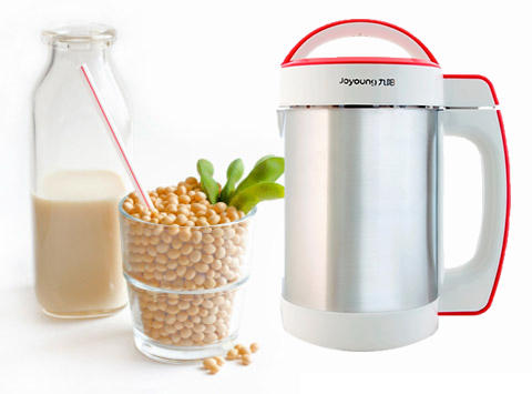 $68 (was $139) JOYOUNG Soymilk Maker CTS-1078S