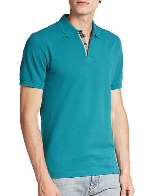 From $90 Burberry Brit Men's Polo @ Saks Fifth Avenue