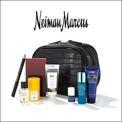 Beauty Sample-filled Clutch with any $75 Beauty Purchase  @ Neiman Marcus