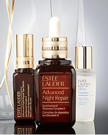 Free ANR Luxury Gift Set with Any Two Estee Lauder ANR Products Purchase @ macys.com
