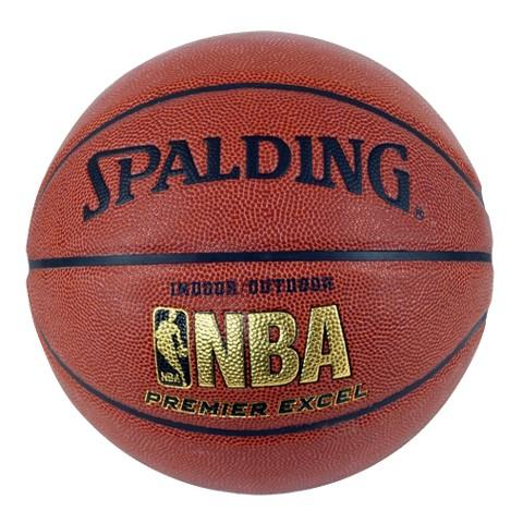 Spalding NBA Premier Excel Indoor/Outdoor Basketball - 29.5