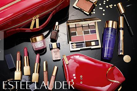 $53.55 Estée Lauder collection with any Estée Lauder fragrance purchase @ Bon-Ton