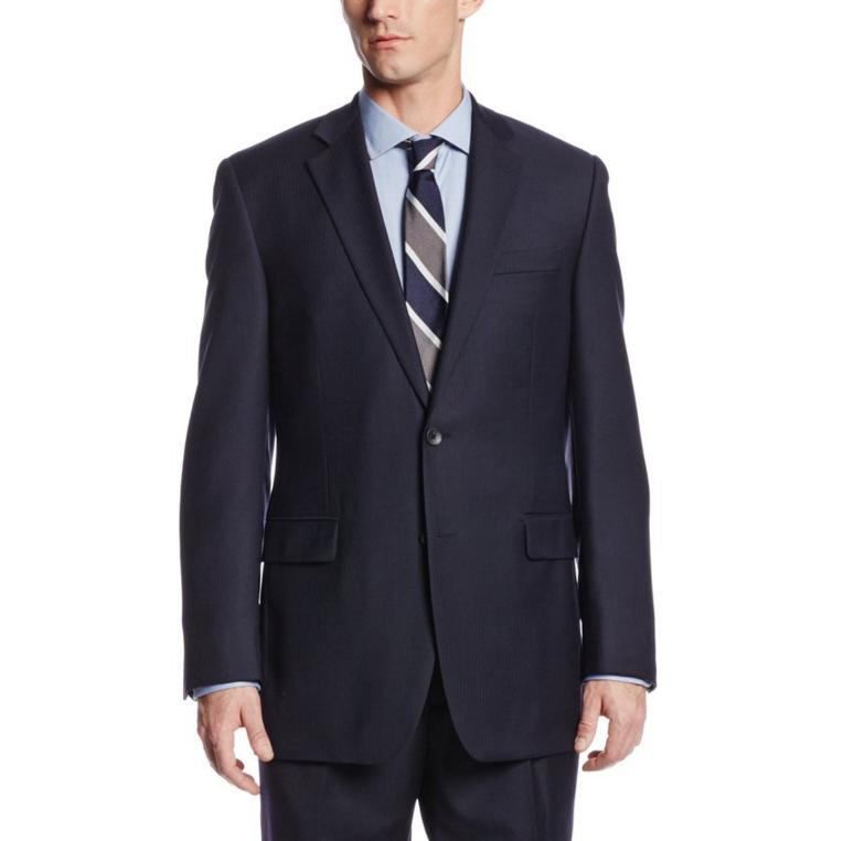 Nautica Men's True Travelwear Two-Button Suit Jacket
