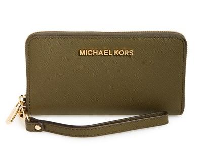 MICHAEL Michael Kors Jet Set Travel Large Carryall Wristlet