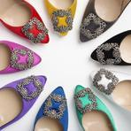 Up to $250 Off with Regular-Priced Manolo Blahnik Purchase @ Bergdorf Goodman