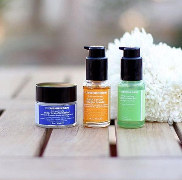 Free 3 Little Wonders Travel Set Giftwith Orders of $50 or more @ Ole Henriksen