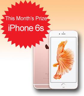 Subscribe to Dealmoon Newsletter, Win the iPhone 6S