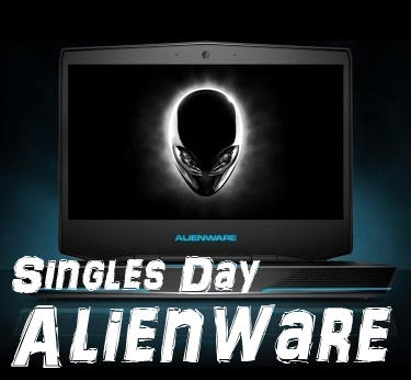 Additional $100 OFF! Any New Alienware $1099 or above