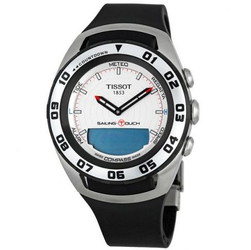 Extra $50 off Selected Tissot Sailing Touch Men's Watches