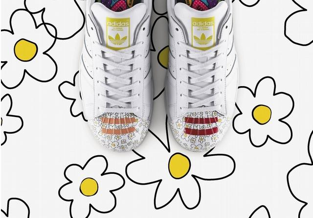 From $93 Adidas Originals x Pharrell Williams Shoes @ Farfetch