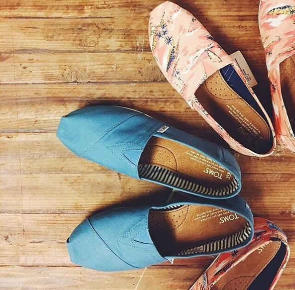 40% Off Select TOMS Shoes On Sale @ Nordstrom