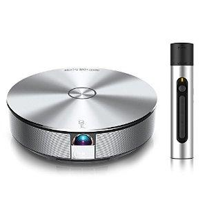JmGO G1 1080p HD 1500LM LED Projector Media player and Smart Home Theater System