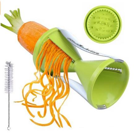 Kitchen Active Spiralizer Spiral Slicer Zucchini Spaghetti Pasta Maker