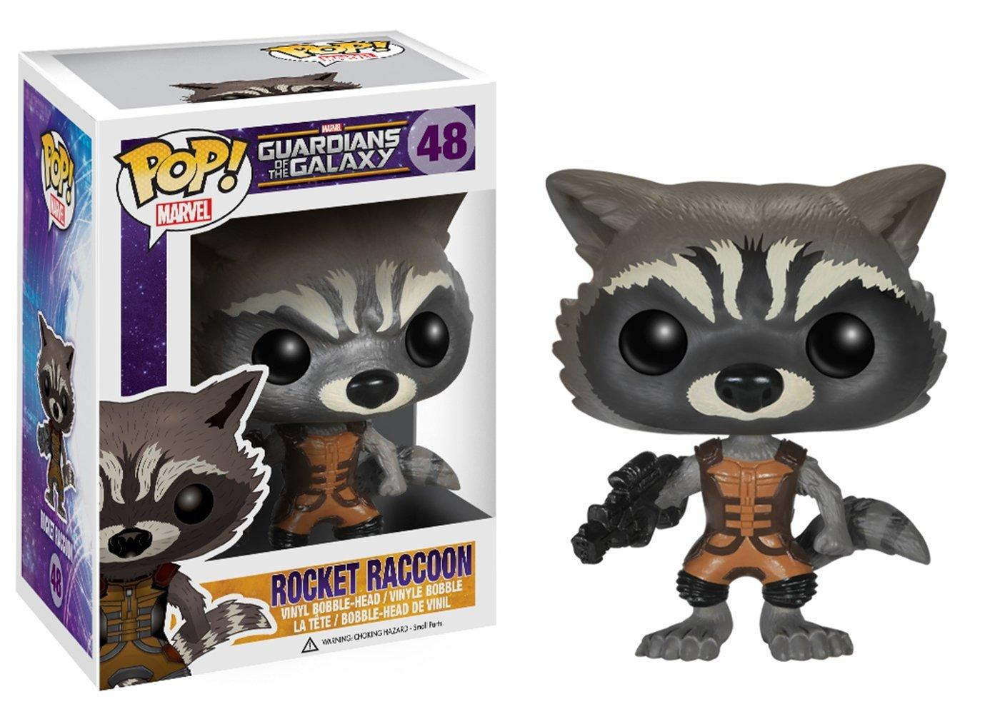 Funko Rocket Raccoon Vinyl Figurine