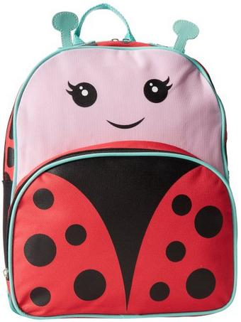 Trailmaker Little Girls' Ladybug Backpack