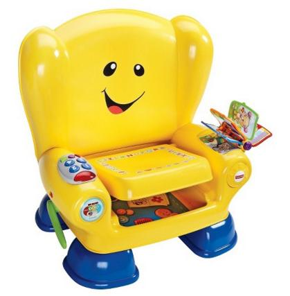 $20.79 Fisher-Price Laugh & Learn Smart Stages Chair