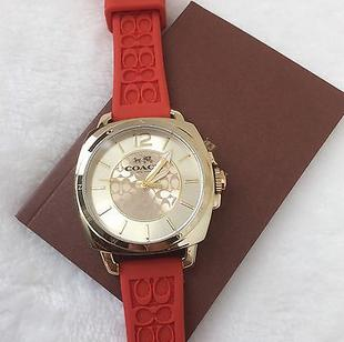Dealmoon Exclusive! Coach 14502094 Women's Boyfriend Watch
