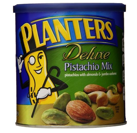 25% Off + Extra 5% Off Select Planters Nuts @ Amazon.com