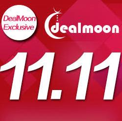 Dealmoon Brings The Biggest 11/11 US Shopping Event with 200+ US Brands