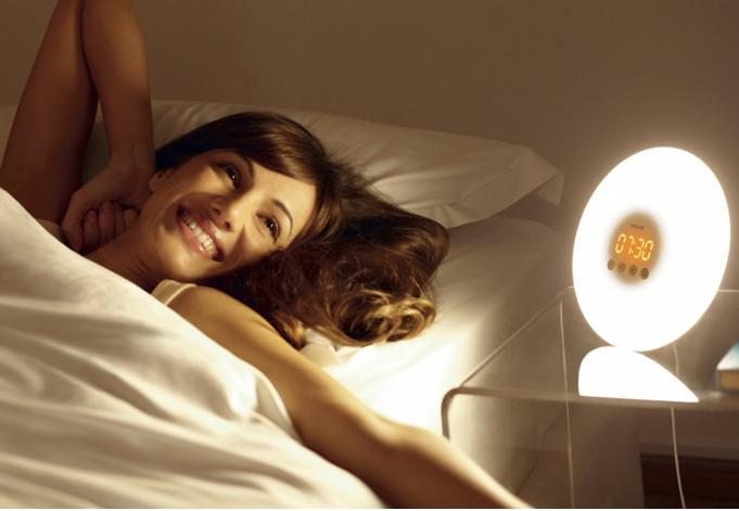 Up to 35% off Select Philips Wake-Up and Energy Lights @ Amazon.com