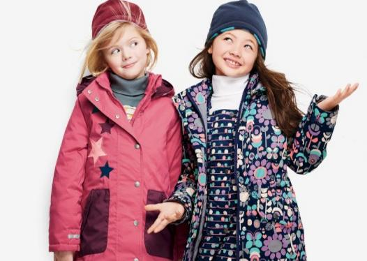 40% Off All Outerwear @ Hanna Andersson