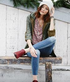 Up to 61% Off Lucky Brand On Sale @ Hautelook