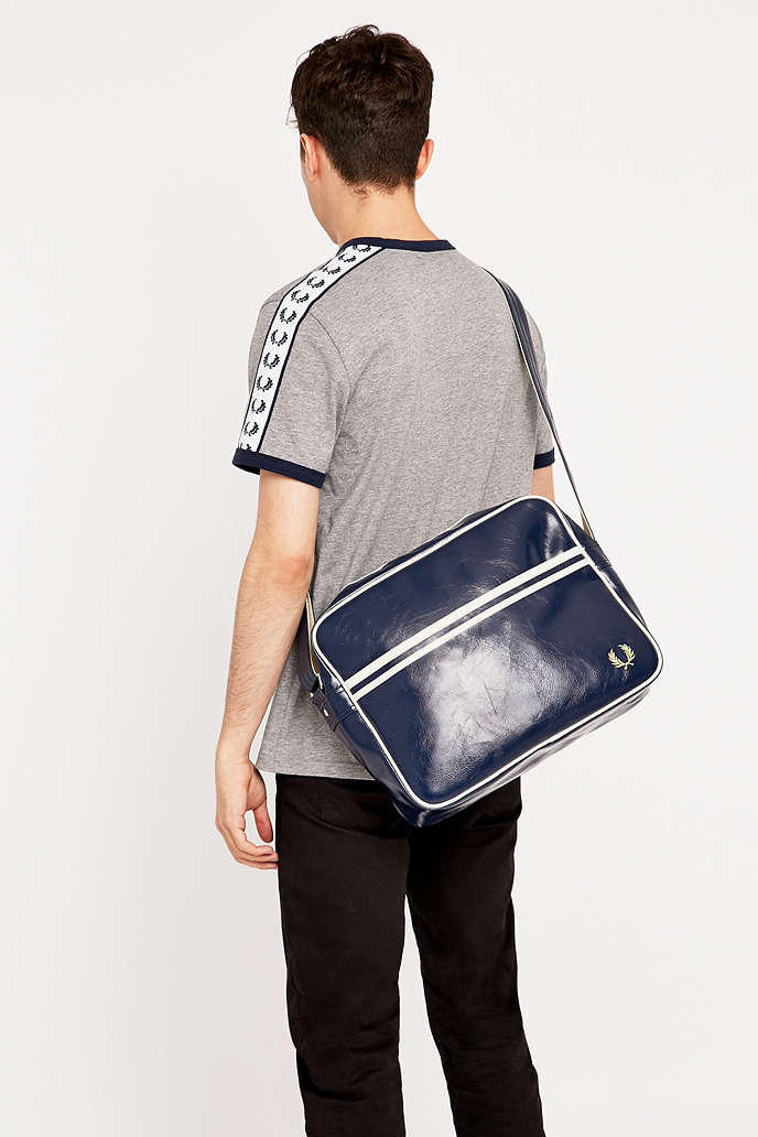 Fred Perry Men's Classic Shoulder Bag